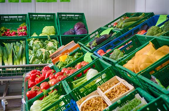Gastroqualität für jeden:<br>Unser Lagerverkauf
